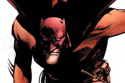 portada de Batman La maldición del caballero blanco