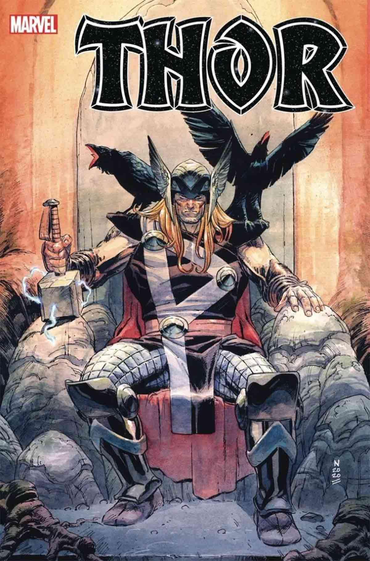 Algo va mal con el martillo de Thor