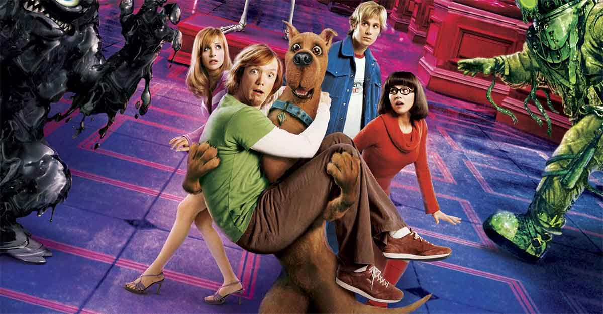 scooby-doo 3 James Gunn