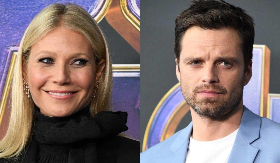 Sebastian Stan tuvo que recordarle quién es a Gwyneth Paltrow