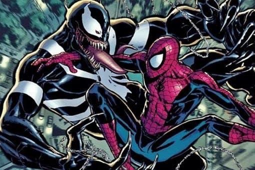 Spider-Man iba ser devorado vivo por Venom