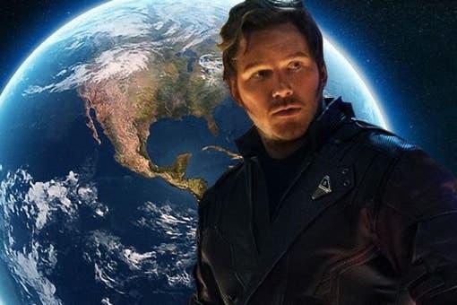 Motivo por el que Star Lord no quiere quedarse en la Tierra
