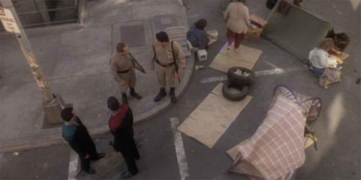 Star Trek predijo un Siglo XXI devastador