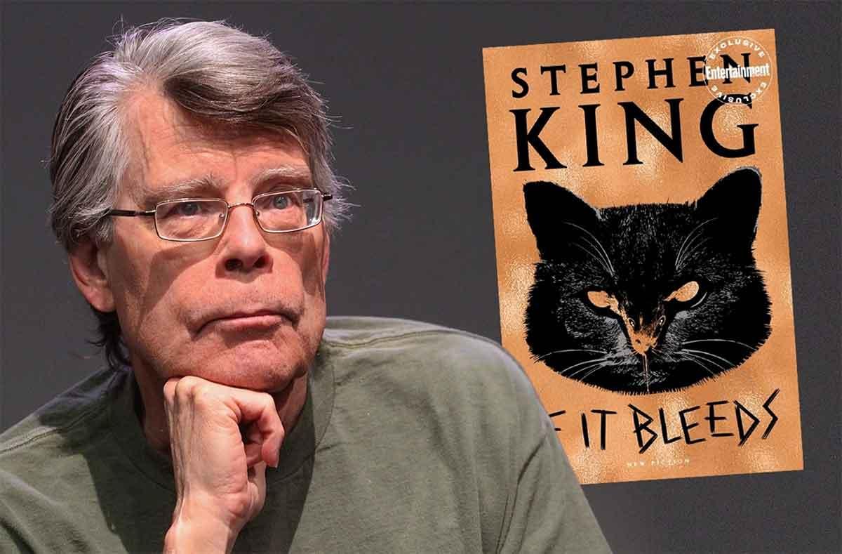 Stephen King cambia detalles de su nueva novela por el Coronavirus