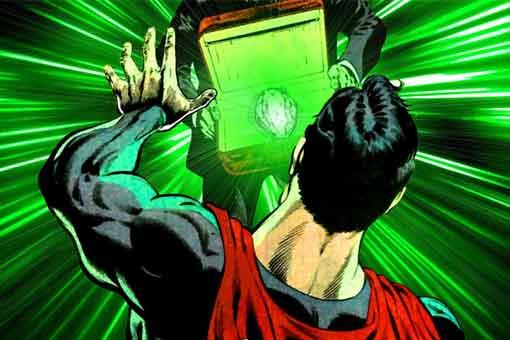 Motivo por el que Superman comió Kryptonita