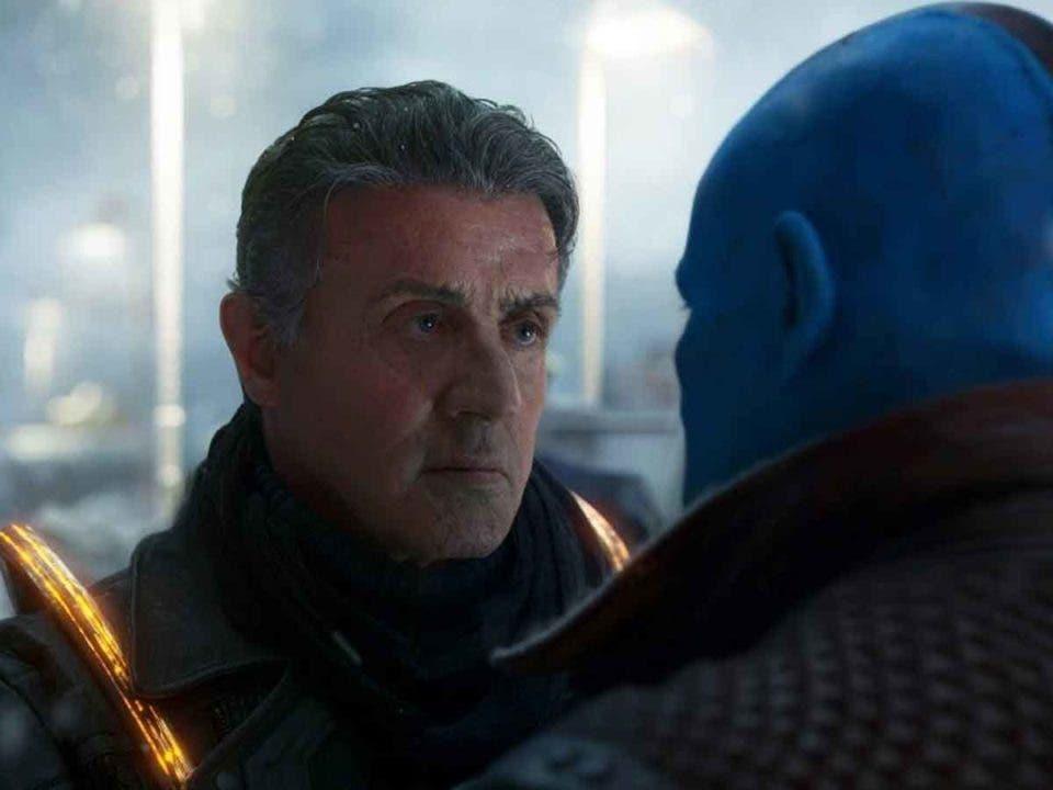 Sylvester Stallone quiere regresar a Guardianes de la Galaxia Vol 3