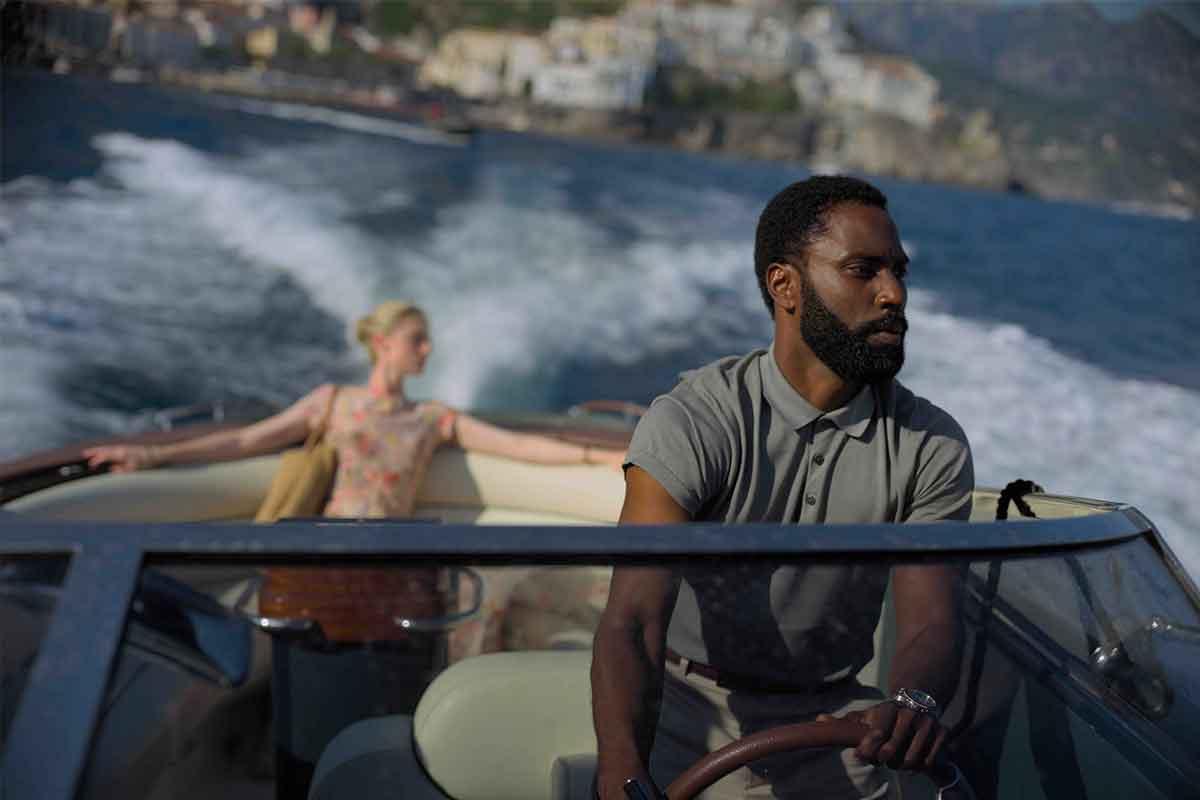 Nuevas fotos de Tenet de Christopher Nolan