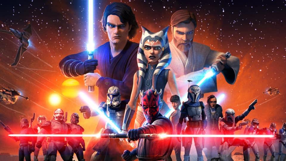the clone wars temporada final