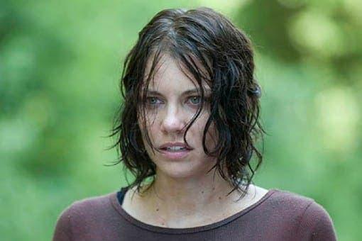 The Walking Dead: Maggie regresará en el último episodio de la temporada