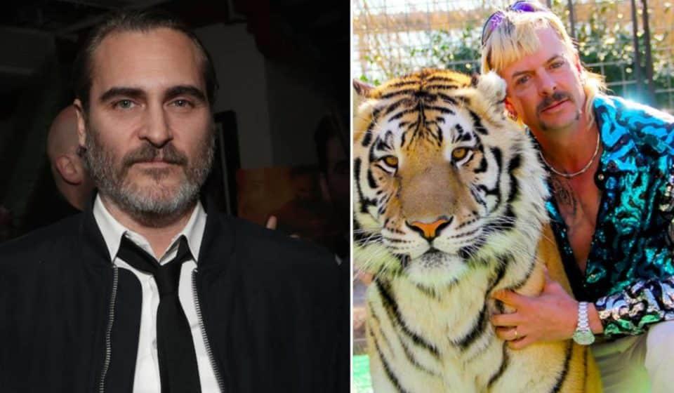 Tiger King: Joaquin Phoenix y otras celebridades en contra del documental