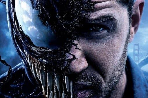 Tom Hardy comparte cómo es una pelea sin efectos de Venom