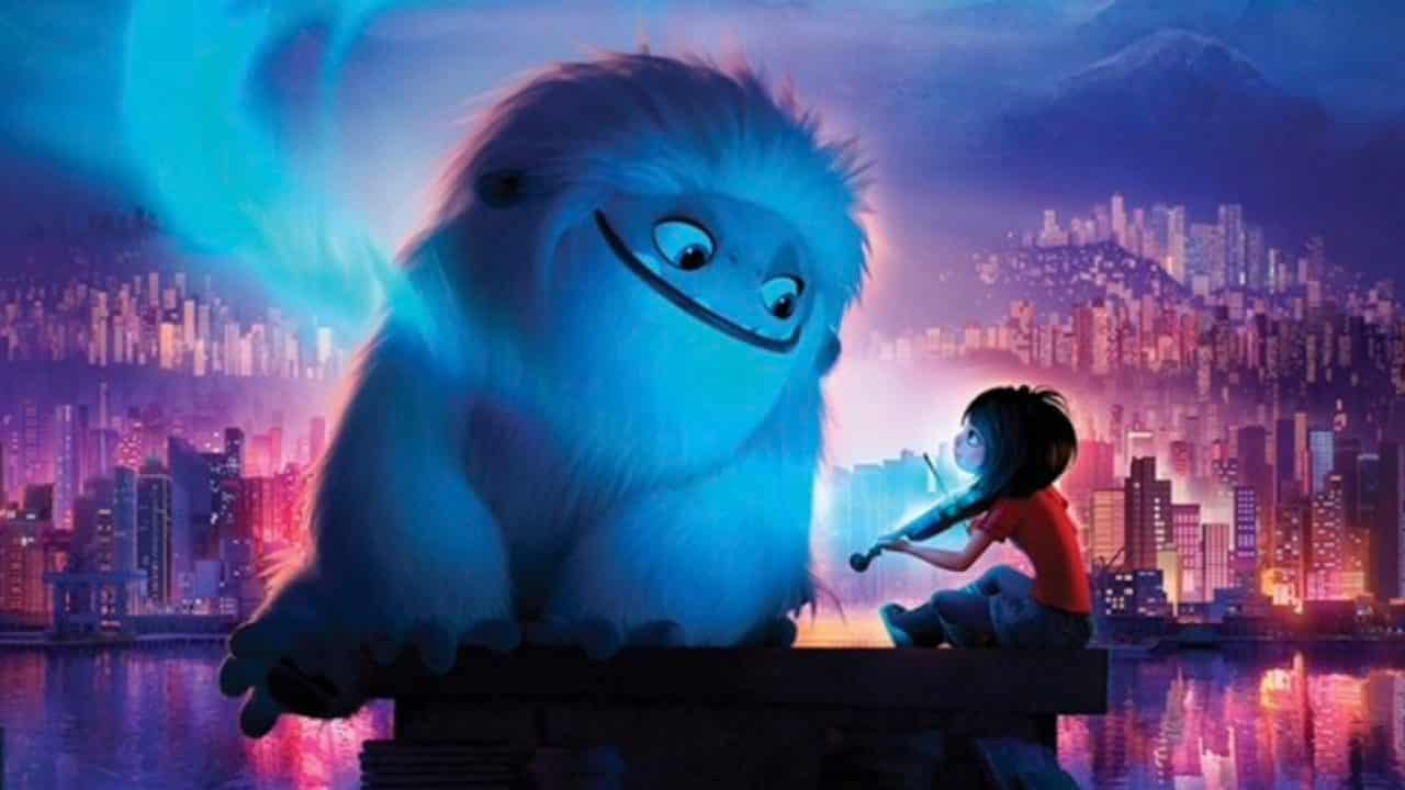 abominable película