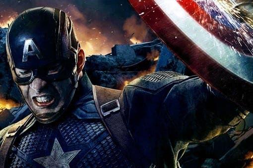 vengadores endgame capitán América