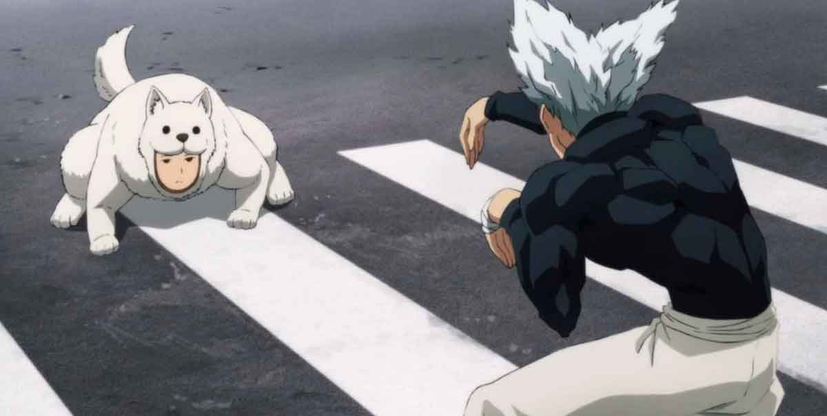 One-Punch Man tiene un personaje casi tan poderoso como Saitama