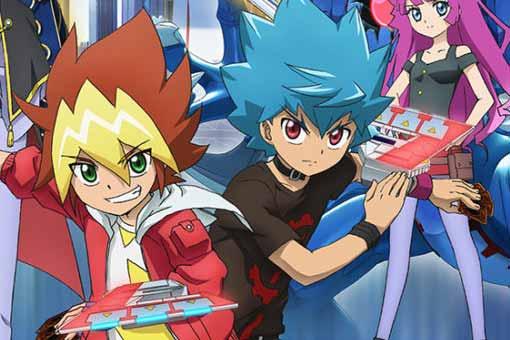 El nuevo anime de Yu-Gi-Oh se estrena con críticas muy buenas