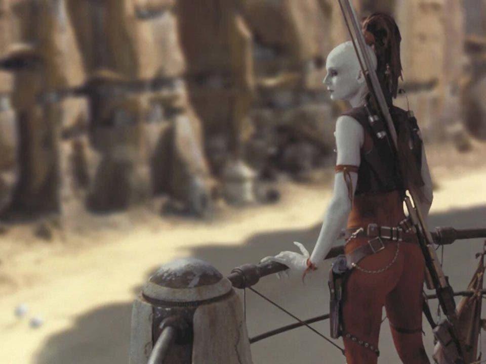 Como la precuela de Star Wars mató silenciosamente a Aurra Sing