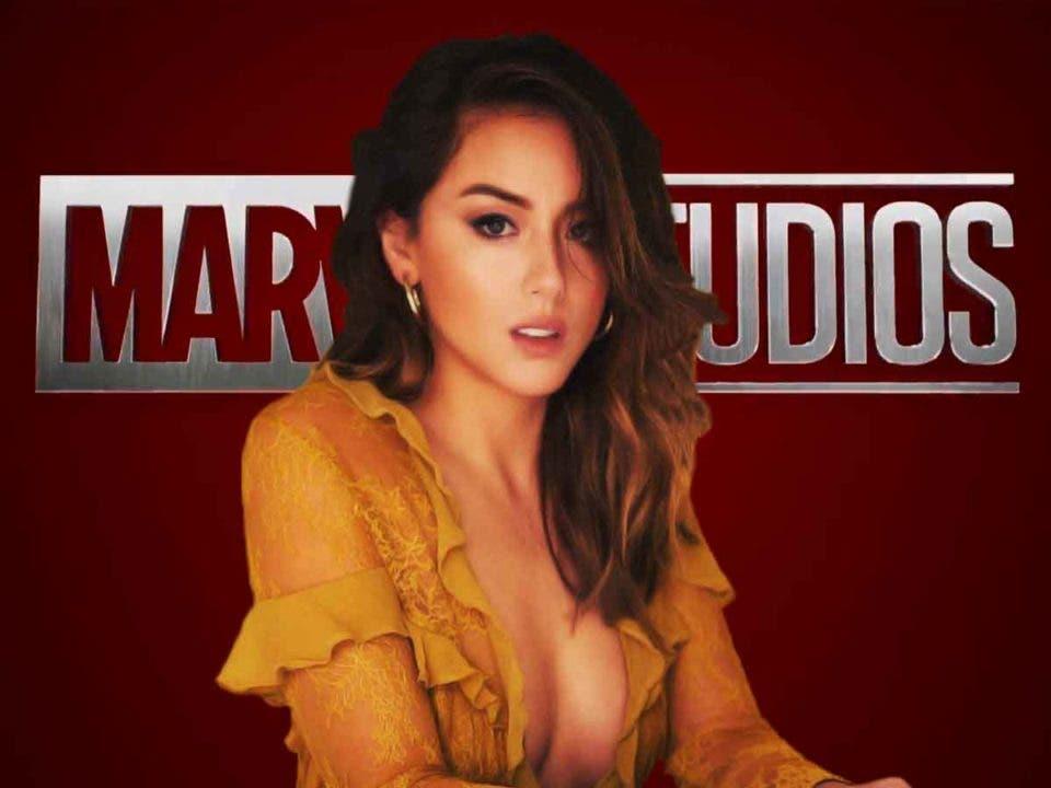 La actriz Chloe Bennet desmiente algunos rumores sobre Marvel