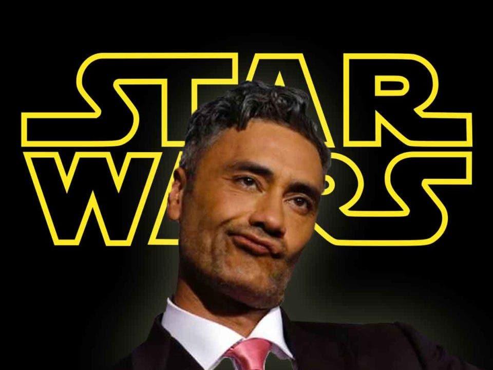 Confirman nueva película de Star Wars dirigida por Taika Waititi