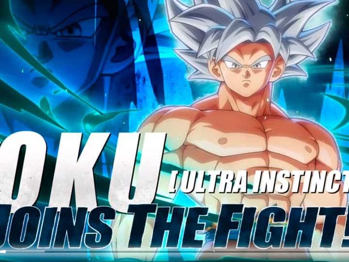 Dragon Ball FigtherZ se prepara para la llegada de Goku Ultra instinct