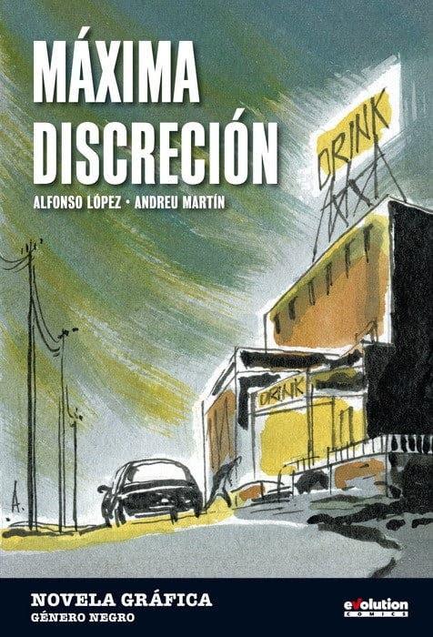 Máxima discreción