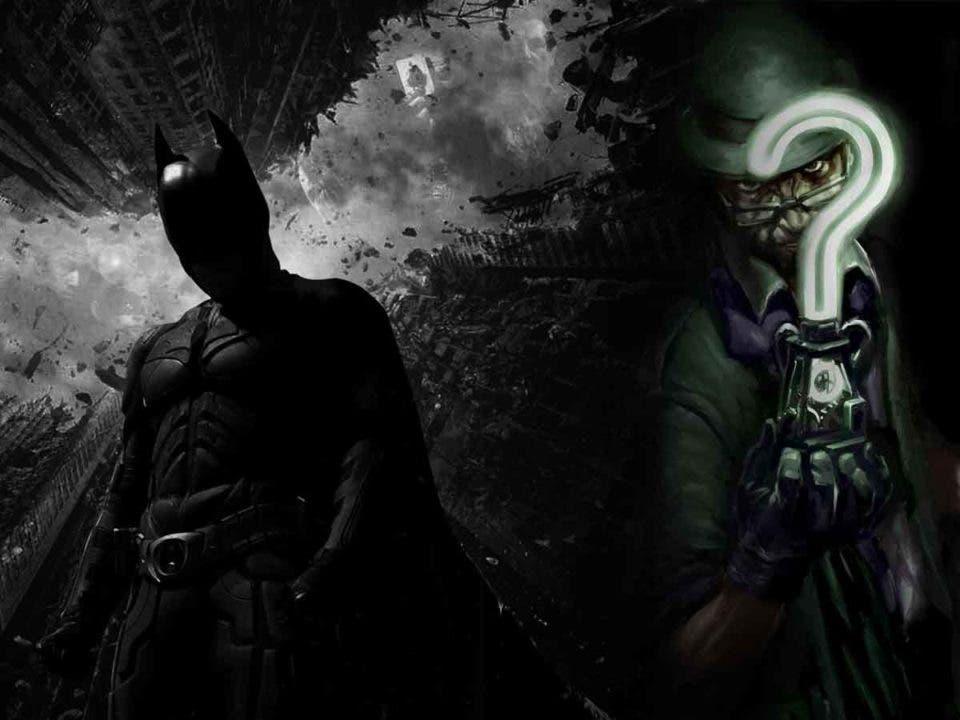 Motivo por el que Nolan nunca usó a Enigma en la trilogía del Caballero Oscuro