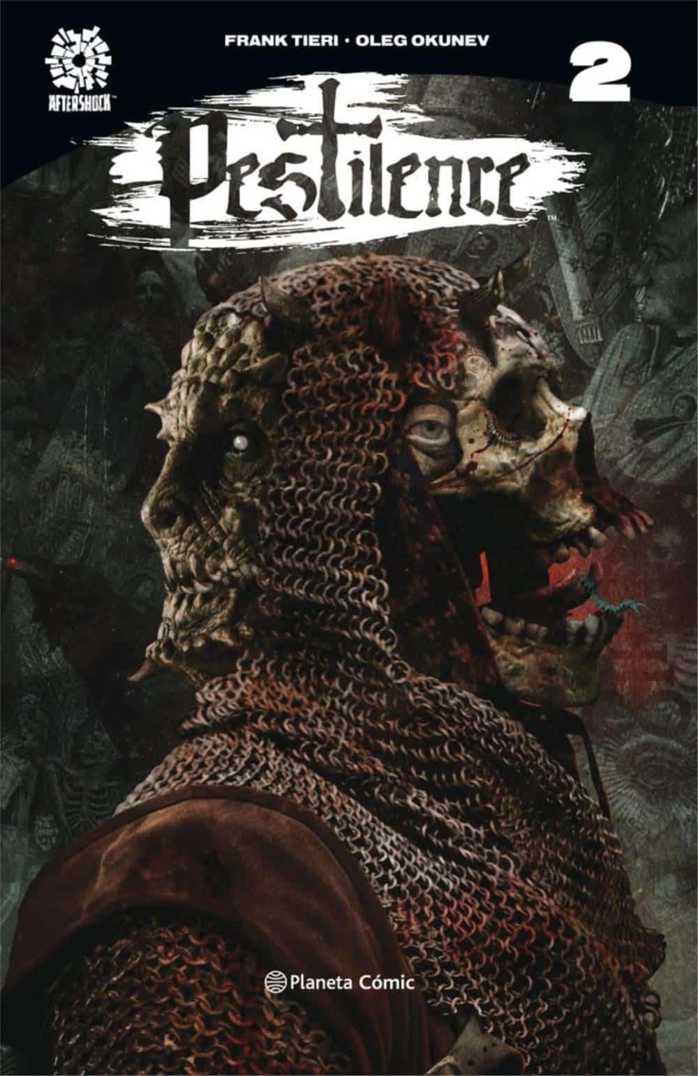 Pestilence Tomo 2