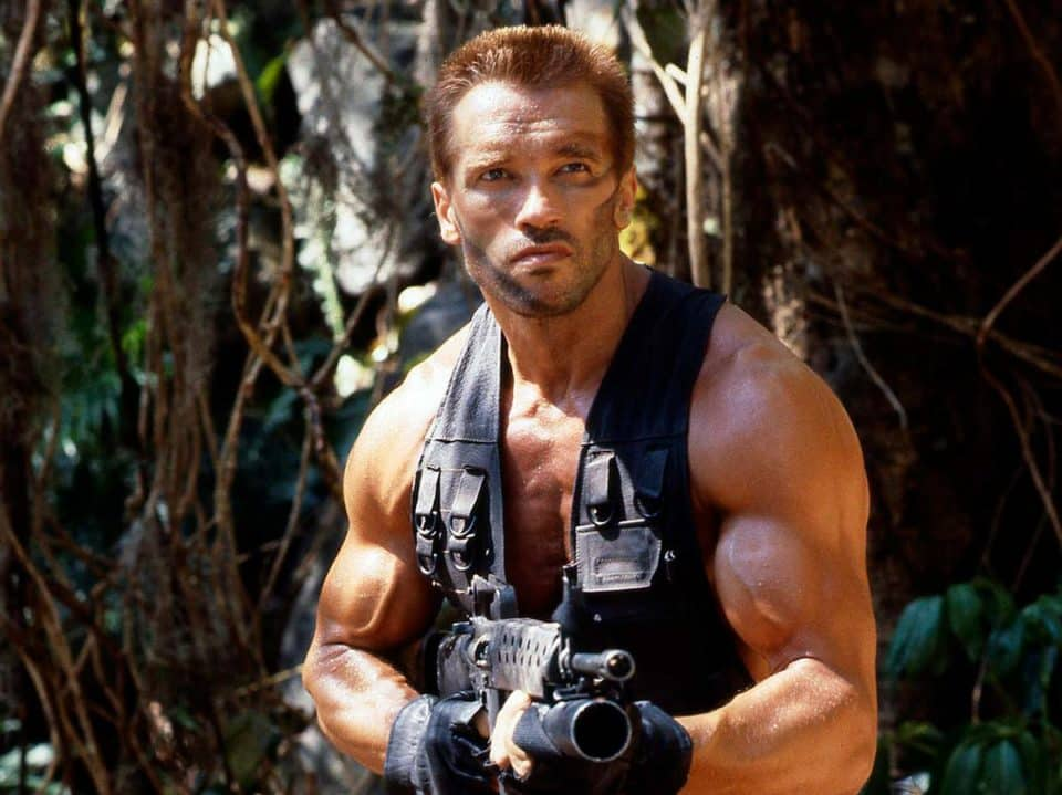Schwarzenegger da vida a Dutch en Predator: Hunting Grounds