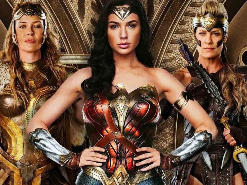 Wonder Woman revela la diferencia entre humanos y Amazonas
