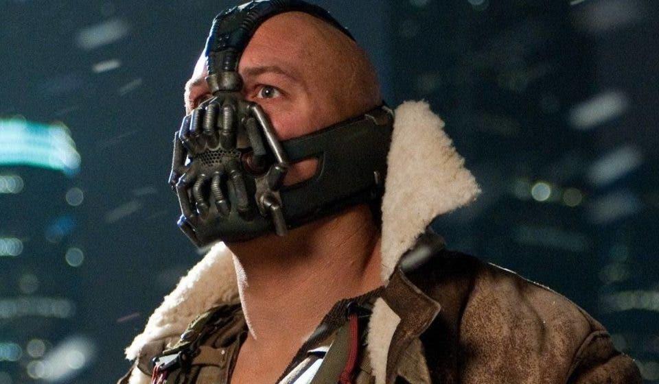 Las máscaras de Bane se agotan en las tiendas por el coronavirus