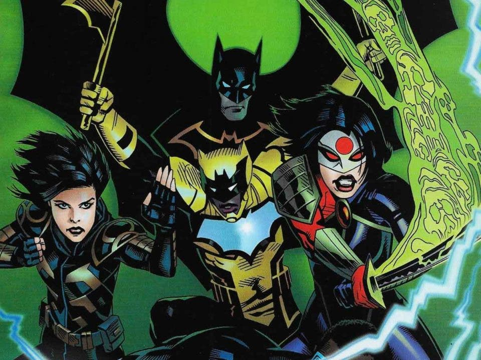 Batman recluta al superhéroe más nuevo de DC Comics
