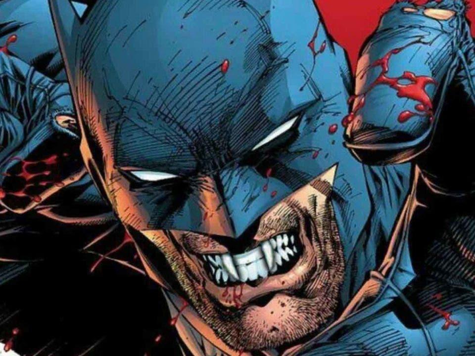 ¿Y si realmente Batman fuera un vampiro?