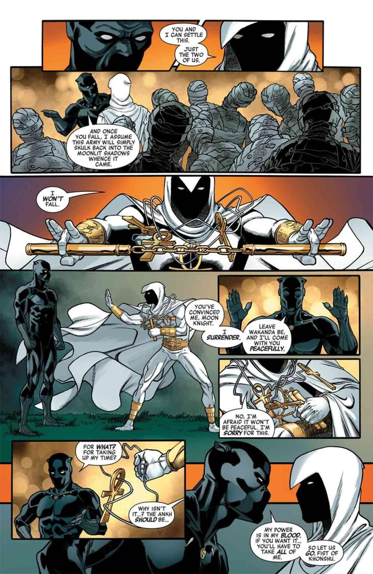 Marvel demuestra por qué Black Panther es el Vengador más poderoso