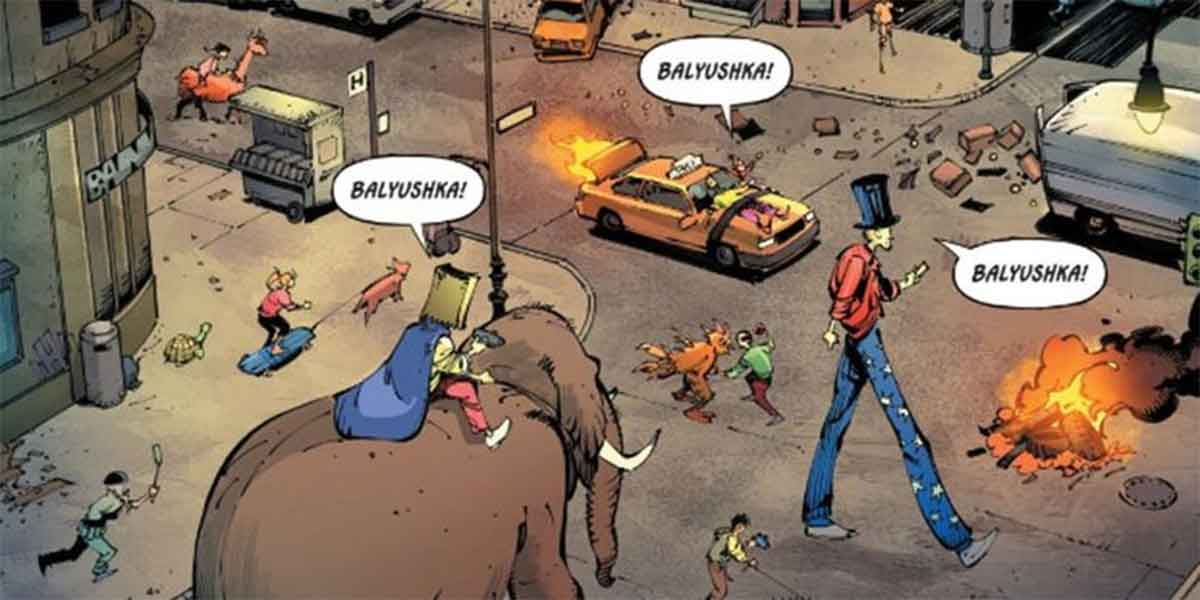 La mayor broma del Joker contra Batman es hacer el bien