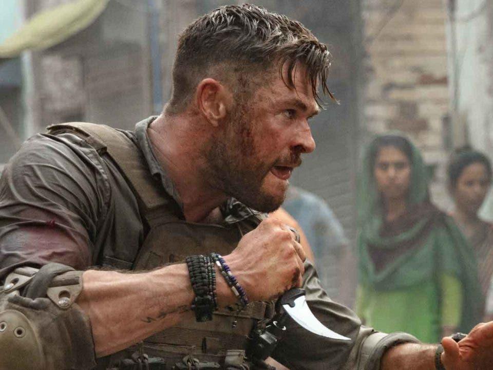 Chris Hemsworth agradece el éxito de Tyler Rake y quiere la secuela