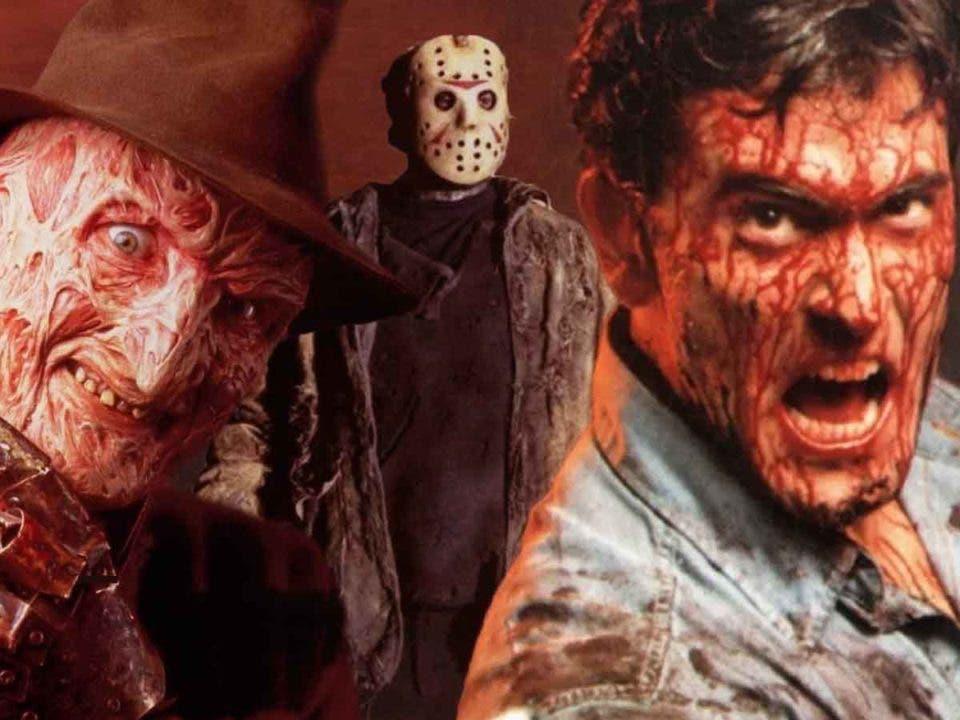 El crossover definitivo: Freddy vs Jason vs Ash de Evil Dead