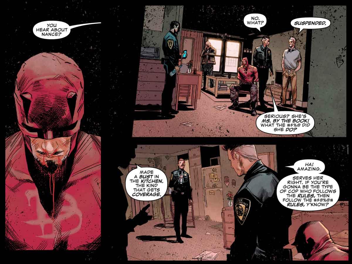 página de Daredevil 7