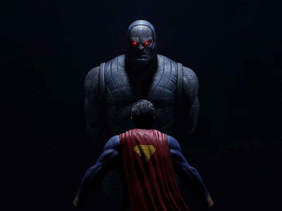 Así convirtió Darkseid a Superman en malvado