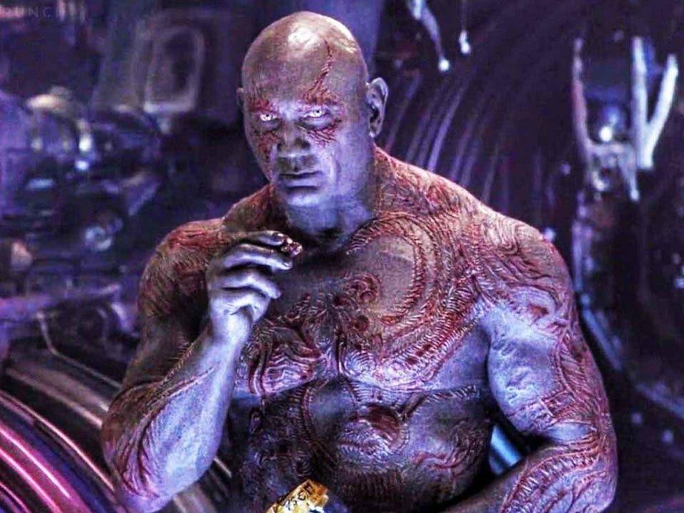 Teoría de Guardianes de la Galaxia: ¿Por qué Drax cree que es invisible?