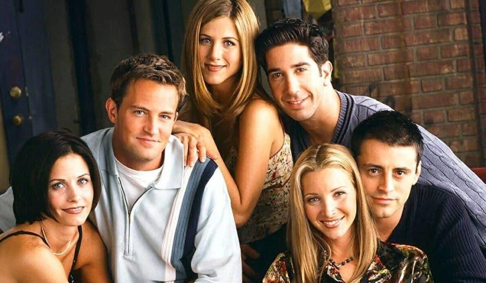 Friends retrasó el rodaje de su especial hasta finales de verano