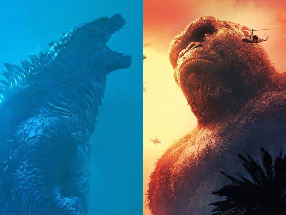 Godzilla vs Kong mostrará al gorila gigante con un aspecto diferente