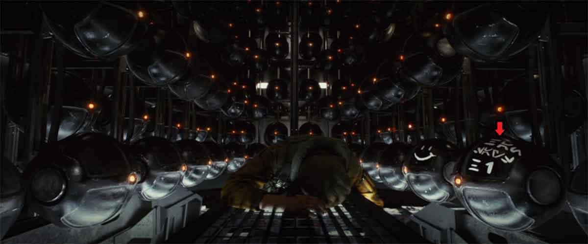 Star Wars: Los últimos Jedi tienen una referencia oculta de Han Solo