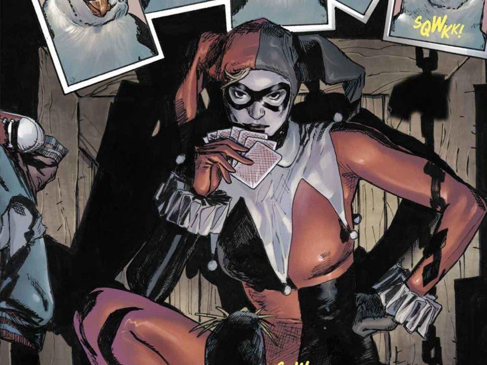 Así es como Harley Quinn derrotó a la Liga de la Justicia