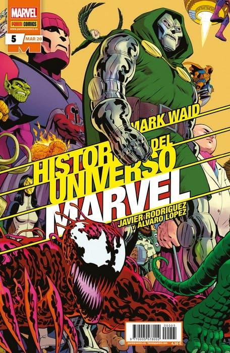 Historia del Universo Marvel   5