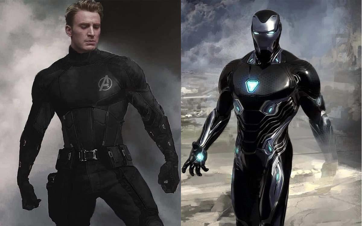 El aspecto de Iron Man y Capitán América que ha impactado a los fans de Marvel