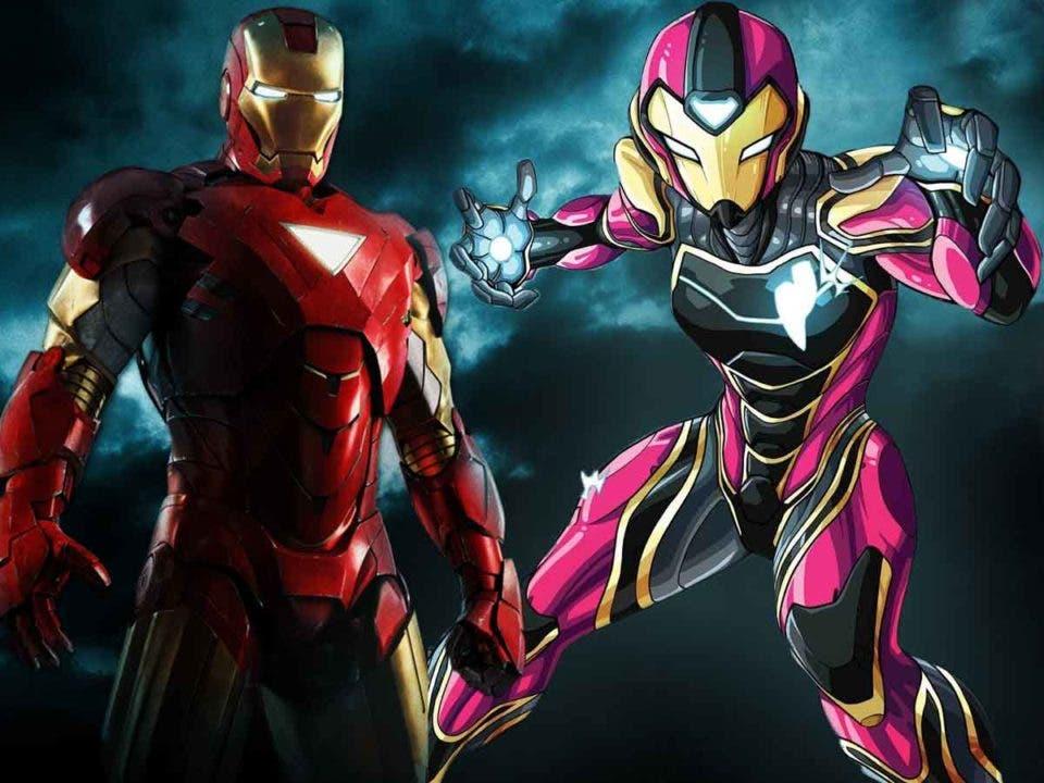 Marvel prepara una serie de la sustituta de Iron Man