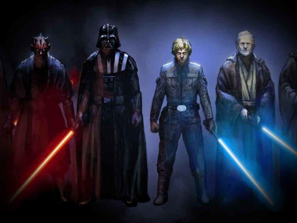 Jedi y Sith tienen solo un punto en común tras la muerte