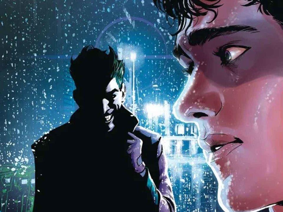 Joker amenaza a Nightwing con una referencia a Batman: La broma asesina
