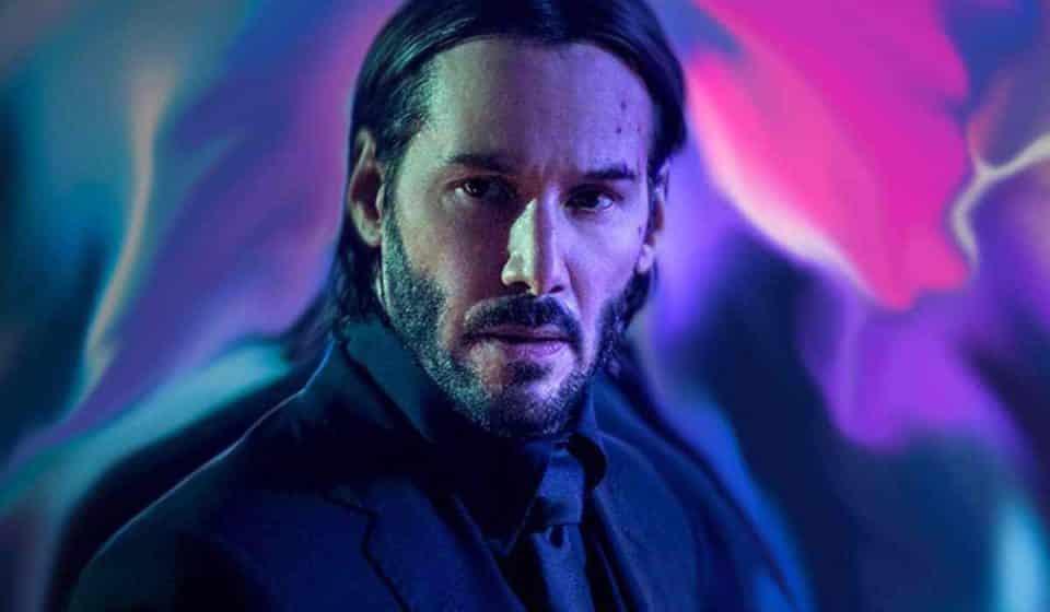 La película John Wick se llama así por Keanu Reeves