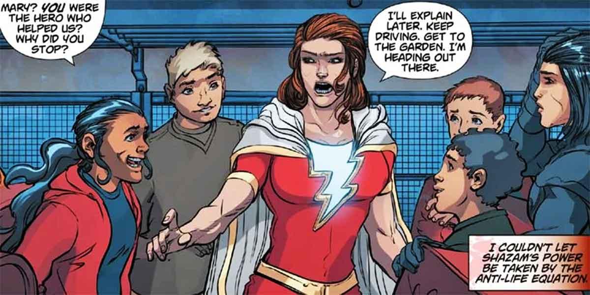 La heroína de DC Comics que ha sobrevivido al apocalipsis zombi