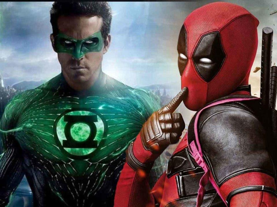 Ryan Reynolds debería hacer Linterna Verde antes que Deadpool 3